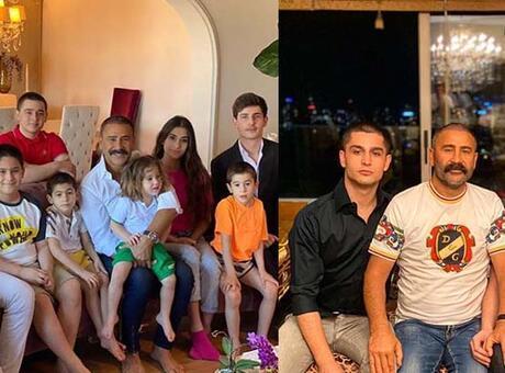 İşte İzzet Yıldızhan'ın 9 çocuğuna dağıttığı harçlık