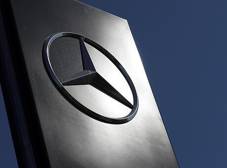 Mercedes üretimi durduruyor!