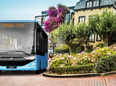 25 otobüsü Fas'a gönderiyor!