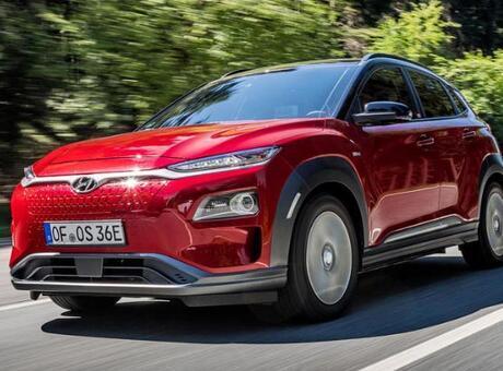 Hyundai Kona yüz binden fazla sattı!