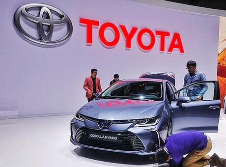 Toyota, pandemi sonrası eski seviyeye ulaşacak!