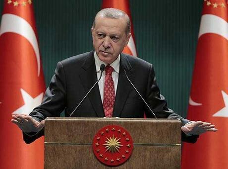 Son dakika! Cumhurbaşkanı Erdoğan: Türk milleti Azerbaycanlı kardeşlerinin yanındadır