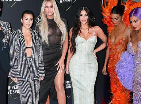 Kylie Jenner'dan Kim Kardashian'a tepki: Hemen sil bunu