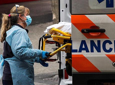 ABD'de 43 bin yeni vaka... 24 saatte 713 kişi daha öldü!