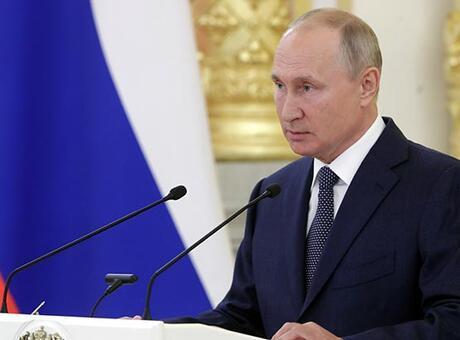 Putin, Ermenistan Başbakanı ile görüştü