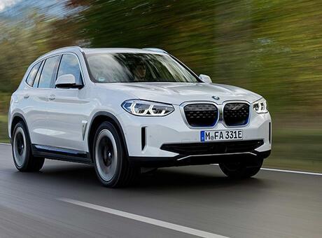 Yeni BMW iX3 Nisan ayında yollarda