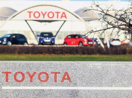 Toyota Çekya'da Yaris üretimi yapacak