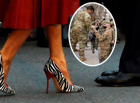 SON DAKİKA | Bu ilk kez oldu, gelenek bozuldu! Melania Trump...