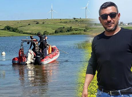 Pompa tamiri için girdiği sulama göletinde hayatını kaybetti
