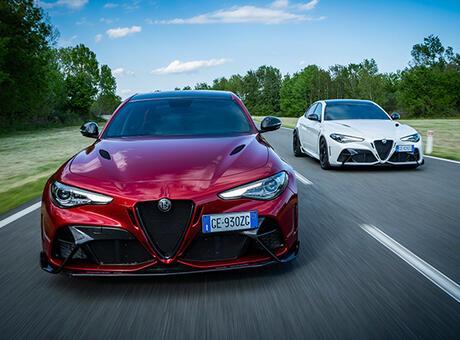 Alfa Romeo, Giulia GTA'yı tanıttı