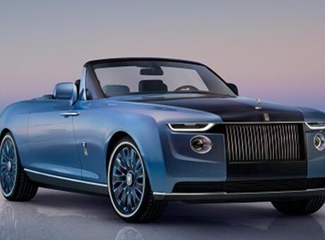 Rolls-Royce Boat Tail dünyanın en pahalı aracı oldu