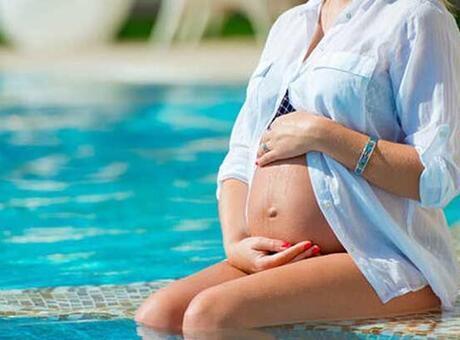 Yaz hamileleri için altın değerinde 8 öneri