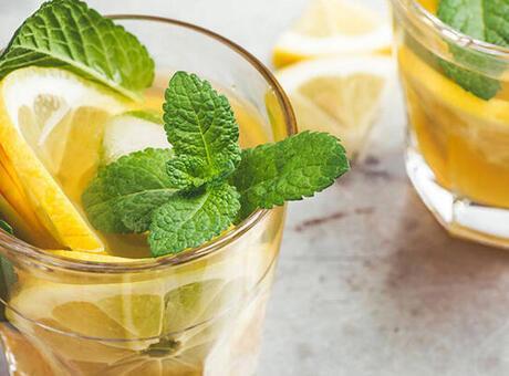 Sağlıklı yaz içeceği tarifi