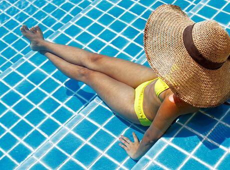 Hemoroidi olanlara yaz ayları için öneriler: Islak mayo bile...