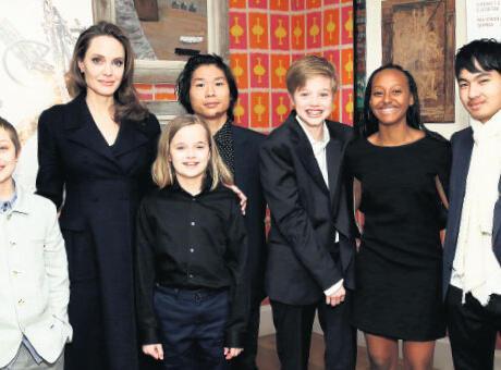 Angelina Jolie: İyi bir takımız