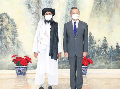 DAEŞ savaşçıları Afganistan'a gidiyor
