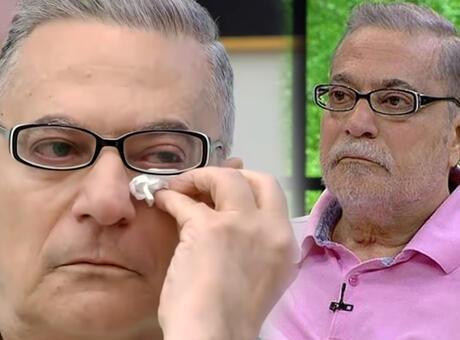 Mehmet Ali Erbil gözyaşlarına boğuldu: Sevgi görmedim!