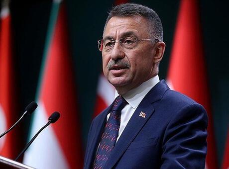 Cumhurbaşkanı Yardımcısı Oktay, AB ve BM'ye Kıbrıs eleştirisi