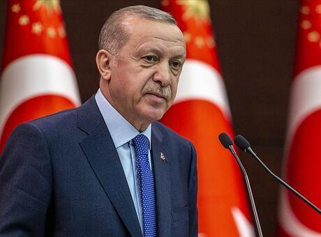 Cumhurbaşkanı Erdoğan, '12. Kazan Summit 2021' zirvesi için mesaj gönderdi