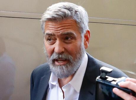 George Clooney'nin lüks malikanesi sele kapıldı!