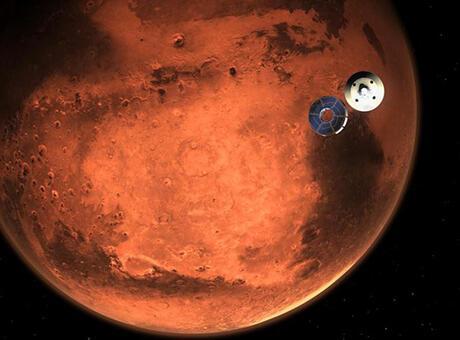 NASA'dan 500 milyon yıllık Mars krateri 'sırrı'