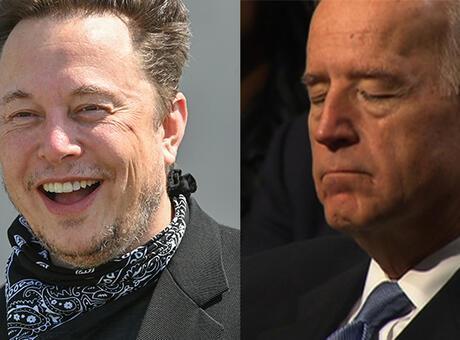 Elon Musk'ın bu sefer hedefinde Joe Biden vardı! 'Hala uyuyor'