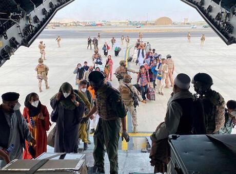 Taliban: Kabil Havalimanı kısa sürede uluslararası uçuşlara açılacak