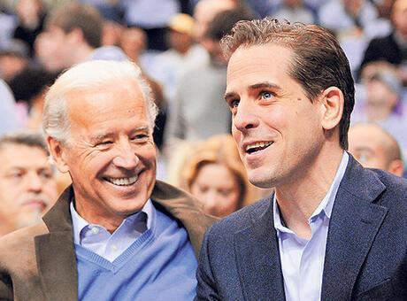 Amca ve oğul Biden'a yönelik suçlamalar