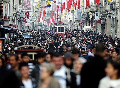 Türkiye Nüfusu 2021: İllere Göre Türkiye'nin Nüfus Sıralaması