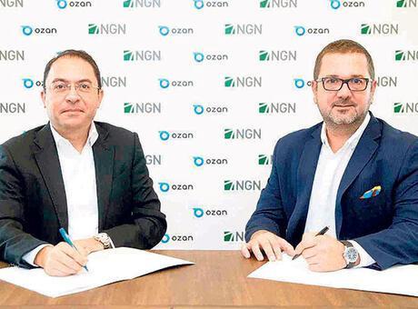 Ozan Elektronik Para ve NGN'den iş birliği