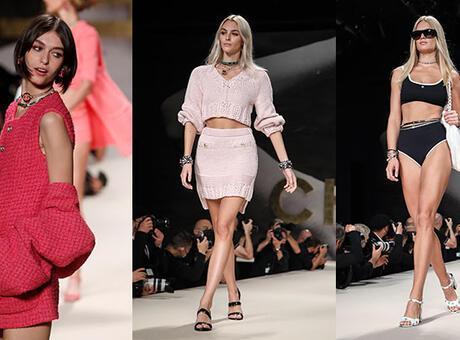 Paris Moda Haftası: Chanel İlkbahar/Yaz 2022 defilesinden satır başları