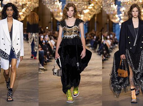 Paris Moda Haftası: Louis Vuitton İlkbahar/Yaz 2022 defilesinden satır başları