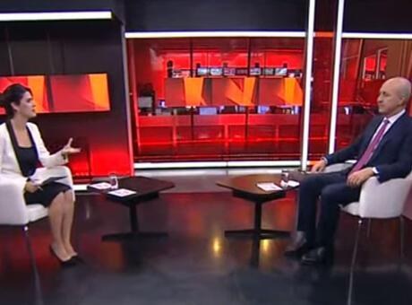 Son dakika! Kurtulmuş'tan CNN Türk'te önemli açıklamalar