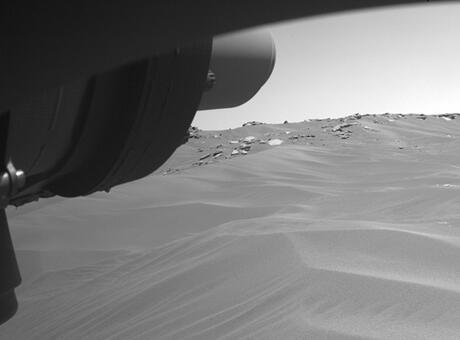 Son dakika haberler: NASA paylaştı! Mars'teki gezgini Perseverance...