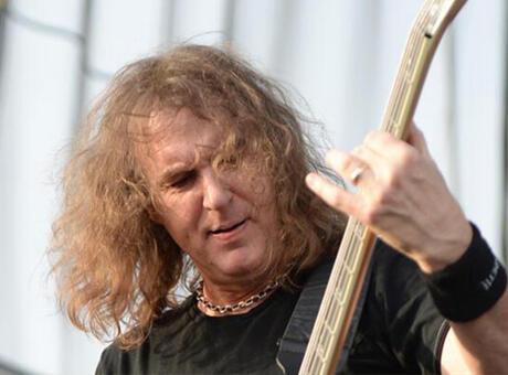 Megadeth'ten atılan David Ellefson: Son derece memnunum