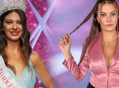 Haberler: Miss Turkey güzelinden estetik açıklaması! Miss World yarışması için 16 saat aç...