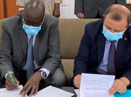 Türkiye Maarif Vakfı, Güney Sudan'daki ilk okulunu 2022'de açacak