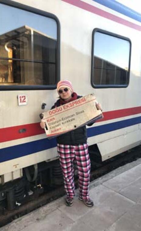 Masal diyarına giden tek tren: Doğu Ekspresi