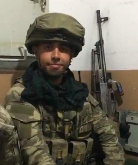 Şehit Teğmen Mehmet Kıvık son yolculuğuna uğurlandı