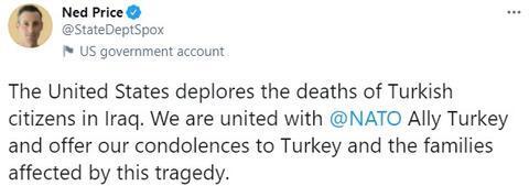 Son dakika ABD Büyükelçisi Dışişleri Bakanlığına çağırıldı