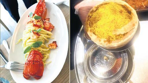 Dubaide et ve balık