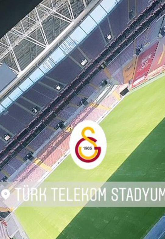Son dakika haberi: Patrick Van Aanholtun menajeri Türk Telekom Stadyumunda