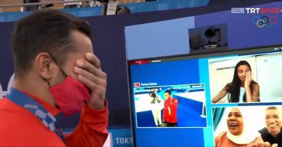 Son dakika - Milli cimnastikçimiz Ferhat Arıcan bronz madalya kazandı