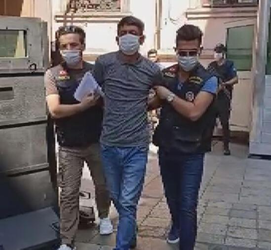 Son dakika haberi... Taksimde dehşeti yaşadı