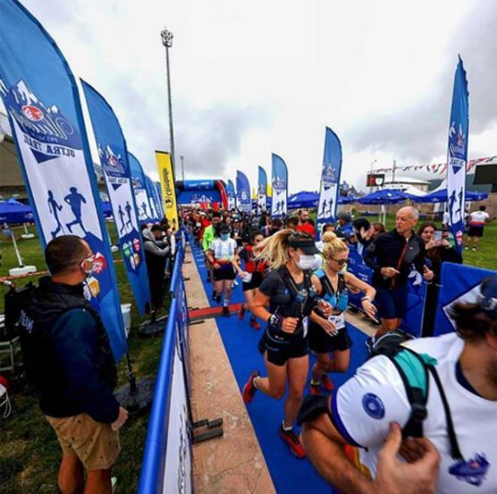 Uludağ Premium Ultra Trail Maratonu yine nefes kesti