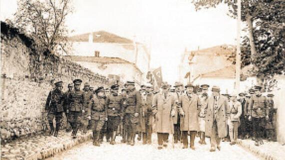 Hardaliye'yi Atatürk de çok sevmiş...