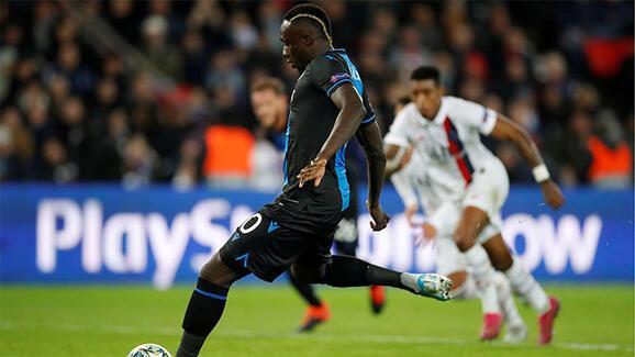 Club Bruggede Diagne sürprizi Son bir şans...