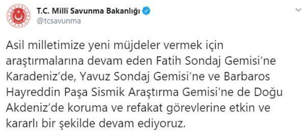 Son dakika: Karadeniz ve Akdenizden sıcak görüntü Türkiyeden dünyaya net mesaj...