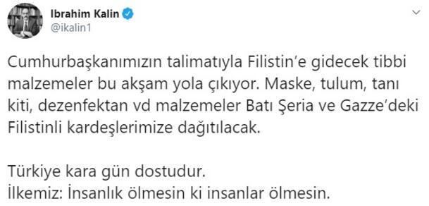 Son dakika I Cumhurbaşkanı Erdoğan talimatı verdi Bu akşam yola çıkıyor