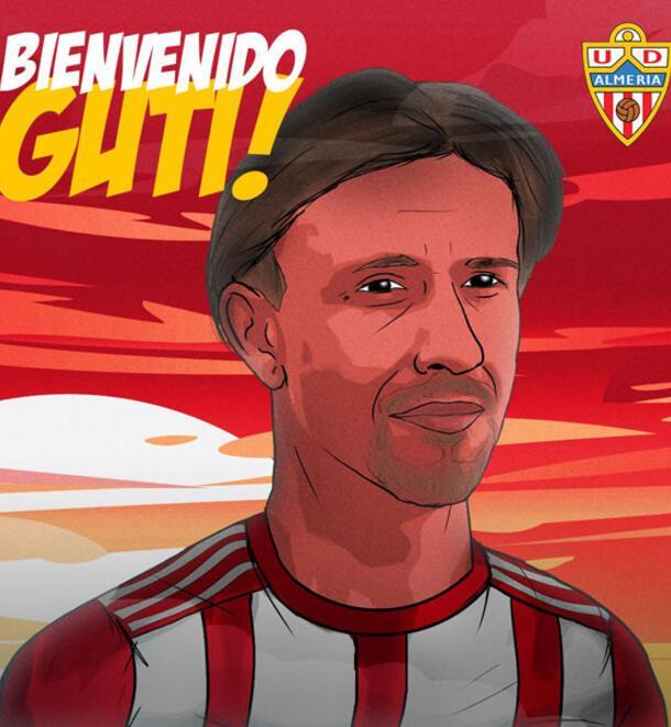 Guti, teknik direktörlük için Almeria ile anlaştı
